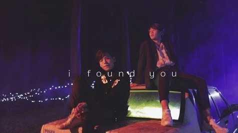 คอร์ดเพลง i found you - คชา feat. กัปตัน