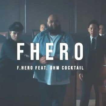 คอร์ดเพลง FHERO - ฟักกลิ้ง ฮีโร่ ft. OHM Cocktail