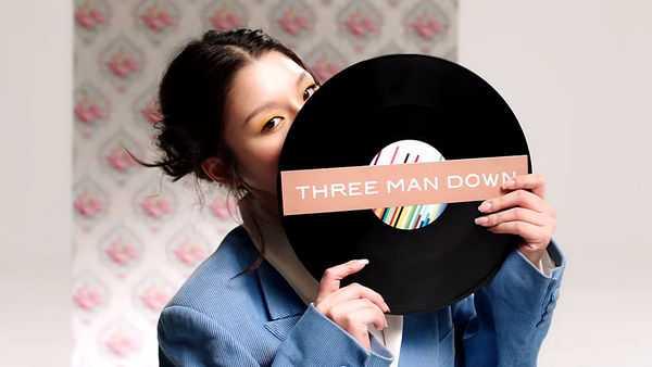 คอร์ดเพลง เดาไม่เก่ง - Three Man Down