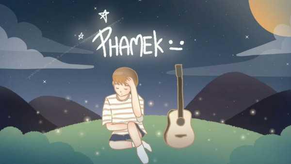 คอร์ดเพลง เสี้ยวนาที - PHAMEK