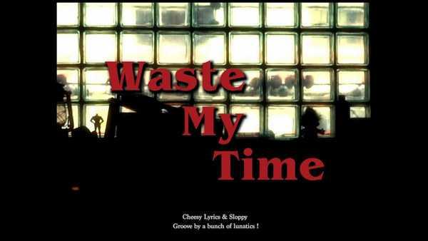 คอร์ดเพลง Waste My Time - H 3 F